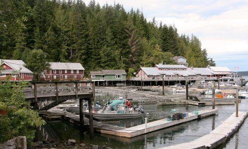 Telegraphe Cove