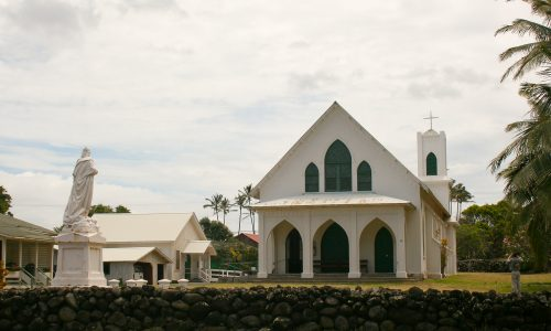 St. Damien Church of Molokai