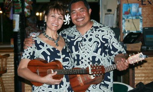 Hawaiian singers