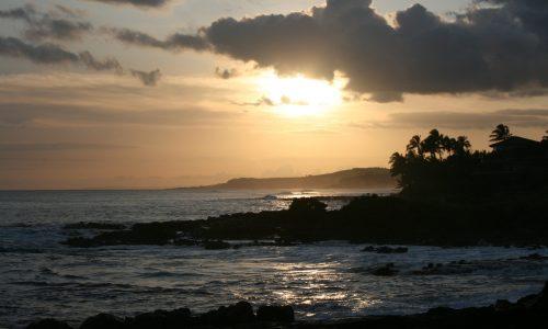 Sunset / Poipu Beach