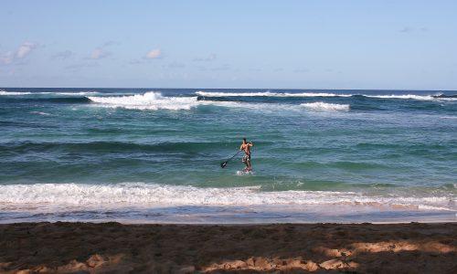Poipu Beach - SUP since the 1960's