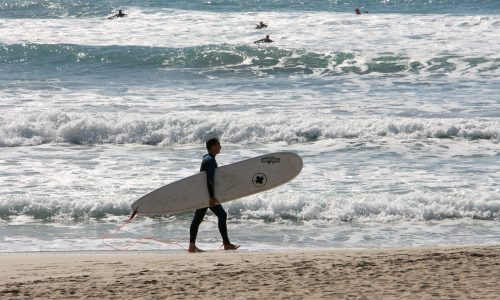 Surfer / Platja Palmira