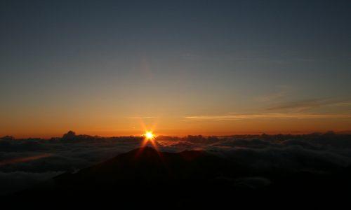 Haleakalā Sunrise