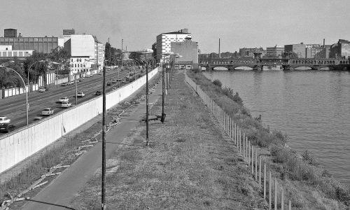 Mühlenstrasse 1990