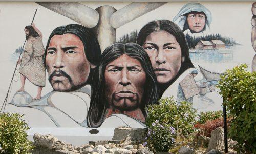 Chemainus - Native Heritage (1983)